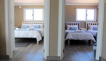 nicobar house cape agulhas both guest bedrooms