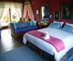 agape stone cottage struisbaai accommodation bedroom