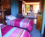 struisbaai self catering accommodation agape stone cottage guest bedroom